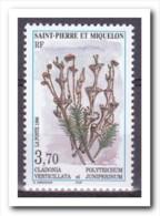 Saint-Pierre Et Miquelon 1996, Postfris MNH, Plants - Ongebruikt