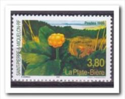Saint-Pierre Et Miquelon 1999, Postfris MNH, Plants - Ongebruikt