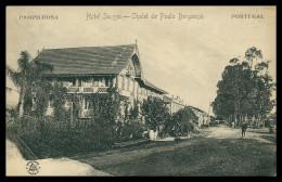 MEALHADA - PAMPILHOSA - HOTEIS E RESTAURANTES -Hotel Suisso - Chalet De Paulo Bergamin Carte Postal - Aveiro