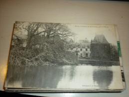 29 - Autres Communes : Plouarzel : Château De Kerveatouz - France