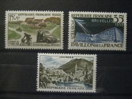 Francia 1958 - Neuf ** - NUOVI MNH ** - RIF. G 0134 - France