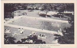 Pennsylvania Mountain Home Pleasant Ridge House Swimming Pool In