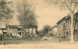 L'ISLE SUR TARN AVENUE DE RABASTENS - Lisle Sur Tarn