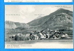 NOV353, Fort De Briançon, Le Pont De Cervières, Fort Des Têtes, Janus, L'Infernet, Non Circulée - Briancon