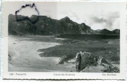- 139 - Ténérife - Liano De Ucanca - Non écrite, Splendide, Peu Courante, Petit Format, Ed. Arribas, Rare, Scans. - Tenerife