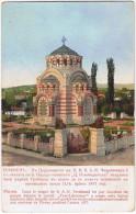 BULGARIA 1910s PLEVEN MAUSOLEUM CHURCH Aa782 - Bulgaria