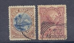 150024501  N.  ZELANDA  YVERT    Nº  71/2 - 1855-1907 Crown Colony