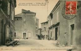 """30  VERS   GARD   BIFURCATION DU GRAND DU BOURG    """" Jamais Vue Sur Delcampe"""" - France"""