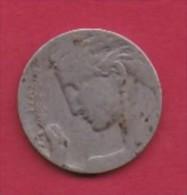 ITALY, 1908, 1 Circulated Coin Of  20 Centesimi, Nickel  KM 44, C3050 - 1861-1946 : Kingdom