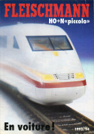 "Catalogue Fleischmann 93/94 HO Et N ""piccolo"" - HO Scale"
