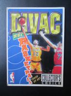 Vlade Divac Basketball NBA Player - Sportifs