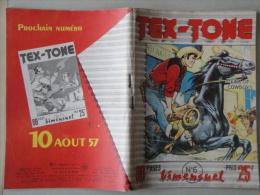 Tex- Tone  N° 6 Imperia Petit Format    Bon Etat - Small Size