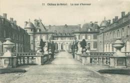 Château De BELOEIL - La Cour D'honneur - Beloeil
