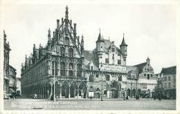 MALINES - Hôtel De Ville Et Anciennes Halles Aux Draps - Mechelen