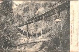 Saludo De Venezuela - Ferrocarril De Pto. Cabello á Valencia - Venezuela