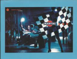 MARTINI - 02/2004 - Monte Carlo - ADVERTISING - From PORTUGAL- 2 Scans - Publicidad