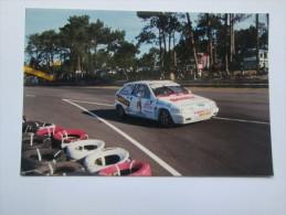 AUTOMOVIL DE CARRERA CITROEN 1998. RALLYE, CAR RALLY - Cars