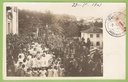 Angra Do Heroísmo - Festejos Do Espírito Santo - Procissão - Filatelia - Ilha Terceira - Açores - Portugal - Açores
