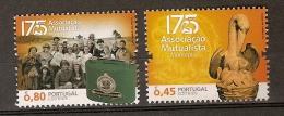 Portugal ** & 175 Aniversário Da Associação Mutualista Montepio 2015 (2) - 1910 - ... Repubblica