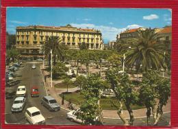ANTIBES - Dépt 06 -  Place Du Généeal De Gaulle  - CPSM - Flamme D'Antibes - Antibes