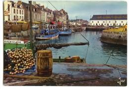 LE CROISIC - Les Quais De La Petite Chambre - écrite Et Timbrée - 2 Scans - Le Croisic