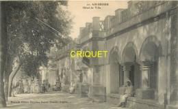 Algérie, Aïn-Bessem, Hotel De Ville, Carte Pas Très Courante écrite 1913 - Algerije