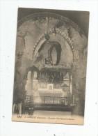Cp , 29 , LE CONQUET , Chapelle DOM MICHEL LE NOBLEU , Vierge - Le Conquet