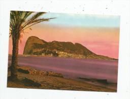 Cp , PENON DE GIBRALTAR , Vierge , Ed : Beascoa , Vierge - Gibraltar