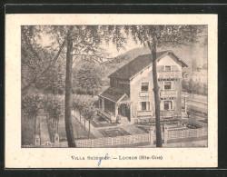 CPA Luchon, Villa Skiecoff - Luchon