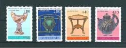 France Timbre De 1994 N° 2854 A 2857  Neuf ** Prix De La Poste - Unused Stamps