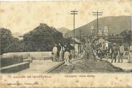 Saludo De Venezuela - Valencia - Puente Morillo - Venezuela