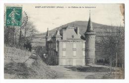 Saint-Just-d'Avray - Le Château De La Valsonnière - Otros Municipios