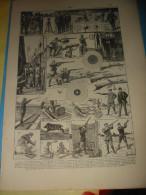 Planche TIR   1920/24 - Sports