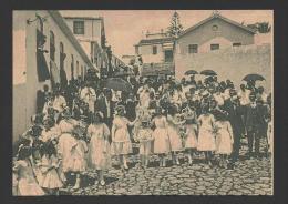 ---- POSCARD PORTUGAL TERCEIRA ESPIRITO SANTO - AZORES AÇORES PORTUGAL - Europe