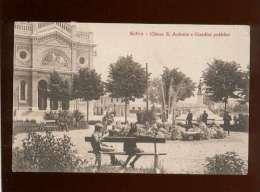 Schio Chiesa S. Antonio E Giardini Pubblici édit. Zannini N° 7910 - 205 - Vicenza