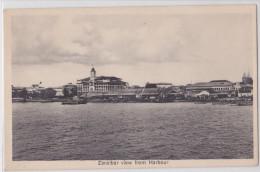 ZANZIBAR VIEW FROM HARBOUR - Tanzanie