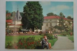 HERRENALD SCHWARZWALD   HEILKLIMATISCHER KURORT   IM  KURPARK - Bad Herrenalb