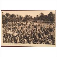Marché Dans Le Sud  1167  Gracieusement Offerte Par Les Grands Vins D´ Algérie Du Domaine Des Palmiers  à Oran - Profesiones