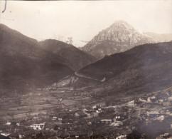 Photo 1918 KONJSKO (Kojnsko, Lac De Prespa) - Une Vue (A122, Ww1, Wk 1) - Mazedonien
