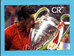 CR7 - Cristiano Ronaldo - UEFA Championship Manchester United Real Madrid - Soccer - Portugal - Sportifs