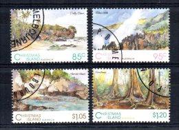 Christmas Island - 1993 - Scenic Views - Used/CTO - Christmas Island