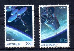 Australia - 1986 - AUSSAT National Communications Satellite System - Used - 1980-89 Elizabeth II