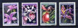 Australia - 1986 - Native Orchids - Used - 1980-89 Elizabeth II