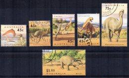 Australia - 1993 - Prehistoric Animals - Used - Oblitérés