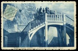 Cpa D´ Espagne Melilla - Escalera Recientemente Construida Para Subir A Melilla Antigua       BB17 - Melilla