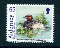 ALDERNEY  -  2011  Birds  65p  Used As Scan - Alderney