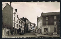 VILLERUPT- M Et M - Rue Carnot -Pharmacie- Camionettte- Recto Verso-PAYPAL SANS FRAIS - Francia