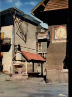 05 - AIGUILLES - Cadran Solaire - France