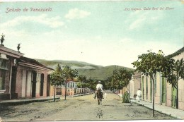 Saludo De Venezuela - Los Teques - Calle Real Del Llano - Venezuela