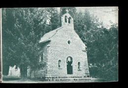 06 LANTOSQUE Granges De La Brasque, Chapelle Notre Dame Des Victoires, Ed Gargano, 191? - Lantosque